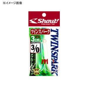 シャウト(Shout!) ツインスパーク 320TS ジグ用アシストフック