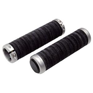 GIZA PRODUCTS(ギザプロダクツ) HBG15100 レザー グリップ 128mm ブラック