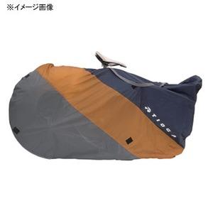 TIOGA(タイオガ) BAR03502 スーパー ライト コクーン ネイビーxキャメルxグレー