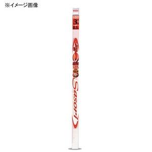 ラインシステム Sasori ファイヤーレッドへら糸付鈎70cm 6号/ハリス0.4号 SF6004