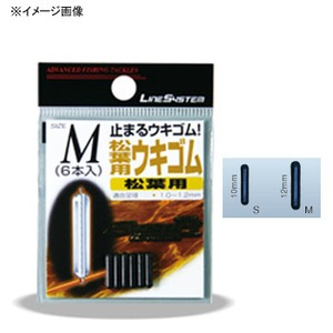ラインシステム ウキゴム松葉用 M MUG00M