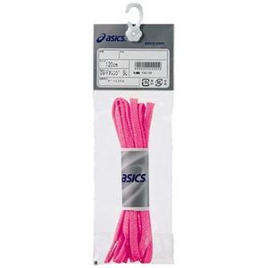 アシックス(asics) レーシングシューレース(ラメ入り) 130cm 19(ピンク) TXX119