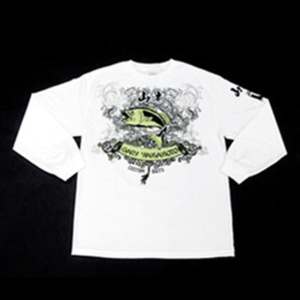 ゲーリーヤマモト(Gary YAMAMOTO) 山本Tシャツ LS フィッシングシャツ