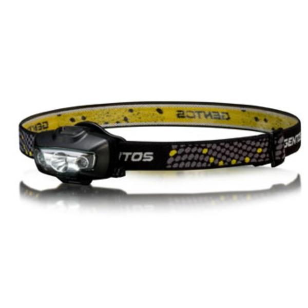 GENTOS(ジェントス) ザ・LEDヘッドライトLH-950 最大80ルーメン 単四電池式 LH-950 ヘッドランプ