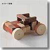 アウトドア&フィッシング ナチュラムエーワン 自分で作る!動く車!モザイクビークル車 BB90