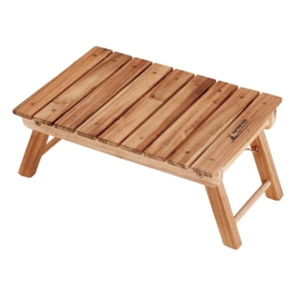 キャプテンスタッグ(CAPTAIN STAG) CSクラシックス FDパークテーブル(45) 44×30cm UP-1006 キャンプテーブル