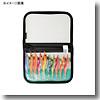 イカエギRX10本セット 2.5〜3.0号