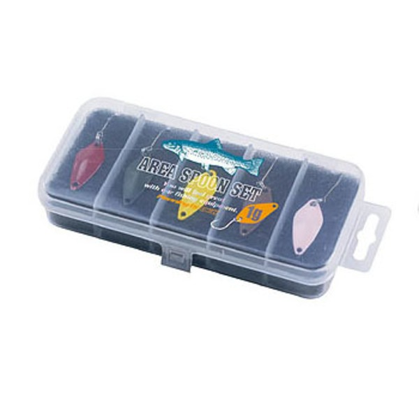 OGK(大阪漁具) エリアスプーンセット ルアーセット