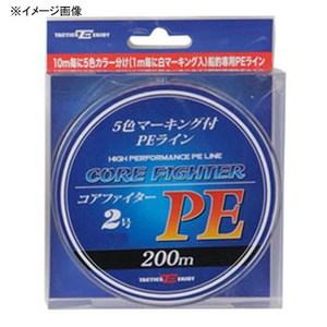 プロマリン(PRO MARINE) スーパー コアファイターPE 200m ALA200-0.8