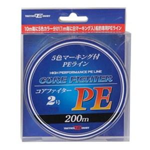 プロマリン(PRO MARINE) スーパー コアファイターPE 200m ALA200-2