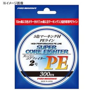 プロマリン(PRO MARINE) スーパー コアファイターPE 300m ALA300-6