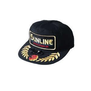 サンライン(SUNLINE) キャップ LL ブラック CP-2011