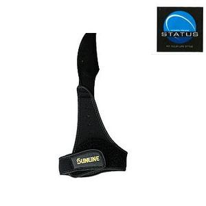 サンライン(SUNLINE) ステータス・SURFキャスティンググローブ STG-801 キャスティンググローブ(プロテクター)