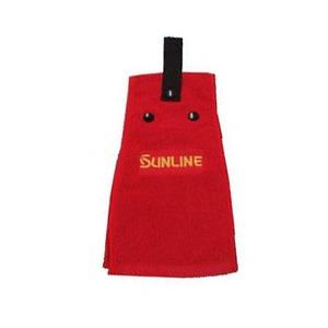 サンライン(SUNLINE) タオル レッド TO-100