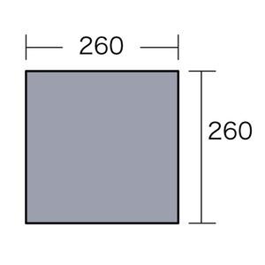 ogawa(キャンパルジャパン) PVCマルチシート 270×270用 1405