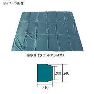 ogawa(小川キャンパル) グランドマット アルマディ4用 3885 テントインナーマット