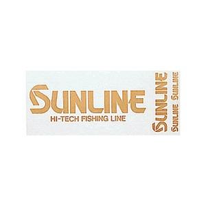 サンライン(SUNLINE) ステッカー ゴールド ST-4001