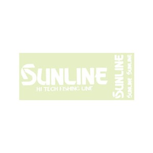 サンライン(SUNLINE)ステッカー