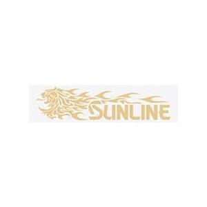 サンライン(SUNLINE) 獅子ファイヤーステッカー ST-5001 ステッカー