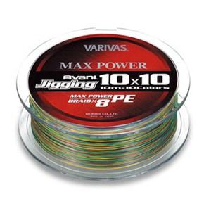 モーリス(MORRIS) バリバス アバニ ジギング10x10 マックスパワー 200m 1.5号/28lb