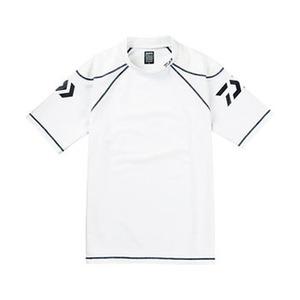 ダイワ(Daiwa) DE-6103 ショートスリーブ ラッシュガードシャツ 04516558 フィッシングシャツ