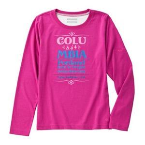 Columbia(コロンビア) ウィメンズチェイニーTシャツ XL 697(Fuchsia) PL2078