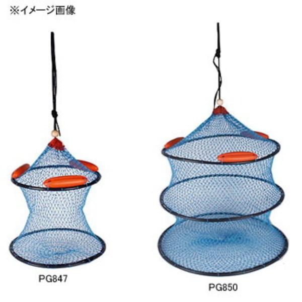 OGK(大阪漁具) パイレンホース巻スカリ PG846 活かしクーラー・スカリ