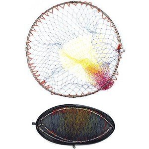 OGK(大阪漁具) ステン磯玉枠セット2 網&布袋付 NP612260
