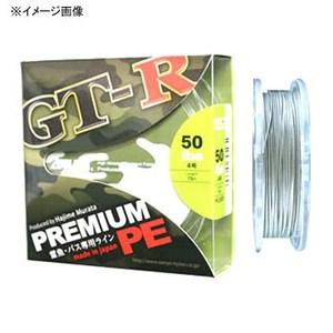 サンヨーナイロン GT-R プレミアムPE 100m 80lb シルバーグレー