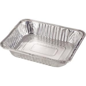 BUNDOK(バンドック) アルミBBQプレート 深型 BD-426 アルミ製お皿