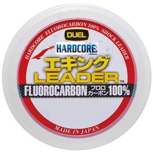 デュエル(DUEL) HARDCORE エギング LEADER 30m 2号/8lb ナチュラル H3375