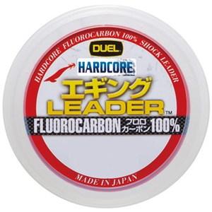 デュエル(DUEL) HARDCORE エギング LEADER 30m 2.5号/10lb ナチュラル H3376