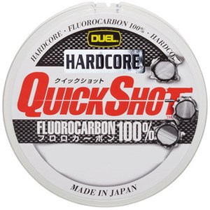 デュエル(DUEL) HARDCORE QUICK SHOT FC 150m H3353