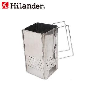Hilander(ハイランダー)フォールディング炭火おこし器