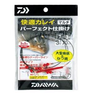 ダイワ(Daiwa)快適カレイPF仕掛(遊)SSマルチ12