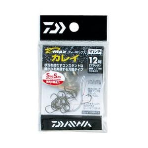 ダイワ(Daiwa) D-MAXカレイSS マルチ12 07107352 バラ鈎&糸付き鈎