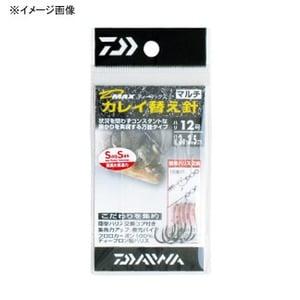 ダイワ(Daiwa) D-MAXカレイ 替え針(糸付き) SSマルチ ハリ13/ハリス4 07107393