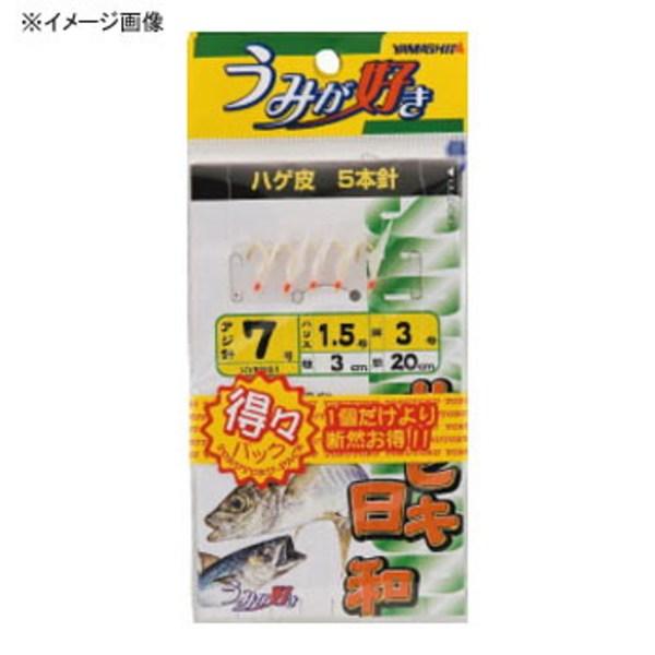 ヤマシタ(YAMASHITA) うみが好きサビキ UVK551 得トク XVUVK551TP512 仕掛け