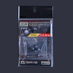 リップルアッシュ(Ripple-ash) TR-DS・シンカー 1.0g
