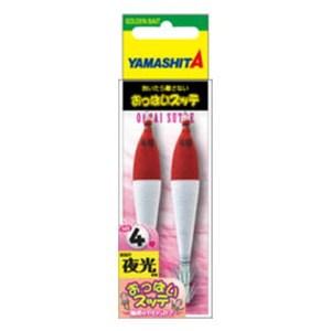 ヤマシタ(YAMASHITA) おっぱいスッテ布巻 4-T2 2本 OSN4T22FAB