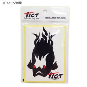 TICT(ティクト) フィッシュグラフィックステッカー ステッカー