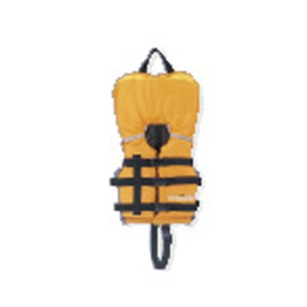 キャプテンスタッグ(CAPTAIN STAG) シーサイドFTエイド えり付 幼児用 MC-2547 子供用フローティングベスト