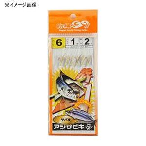 マルシン漁具(Marushin) サビキサバ皮 4号