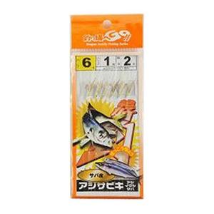 マルシン漁具(Marushin) サビキサバ皮 6号
