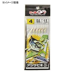 マルシン漁具(Marushin) サビキサバ皮レインボー 6号