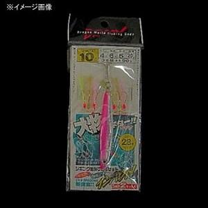 マルシン漁具(Marushin) インパクトジギング堤防サビキセット 21g P(ピンク)