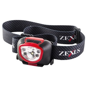 ZEXUS(ゼクサス) ZX-270 モーションセンサー機能搭載 最大180ルーメン 単四電池式 ZX-270BK