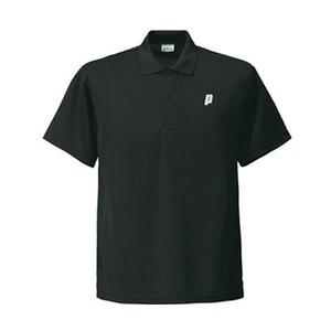 プリンス(Prince) DWS-TMU122T ゲームシャツ LL (165)ブラック