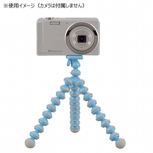 キャプテンスタッグ(CAPTAIN STAG) カメラ用フリーアームスタンド(スマートフォン対応ホルダー付) UM-1502