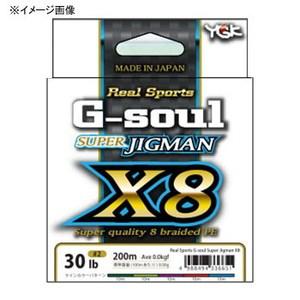 リアルスポーツ G−soul スーパージグマン X8 200m 20lb